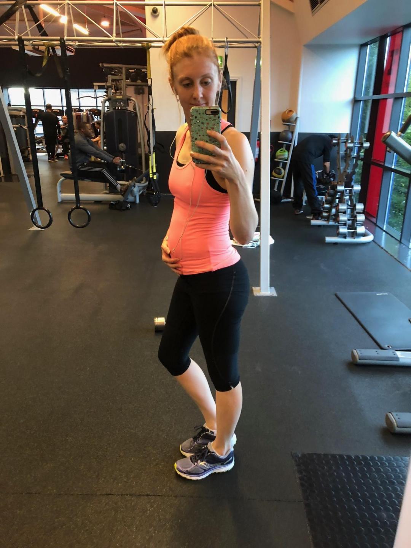 16 week's pregnant