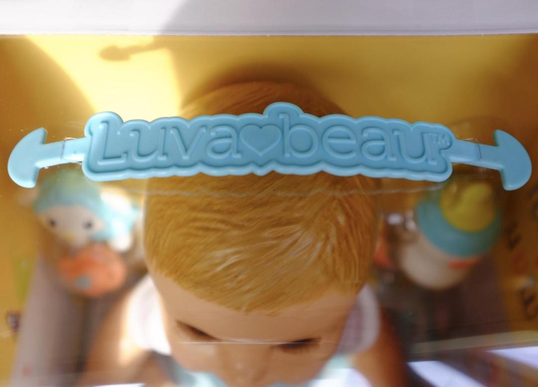 Luvabeau handle of box