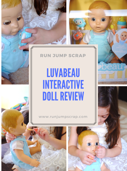 Luvabeau Interactive Doll – **REVIEW**