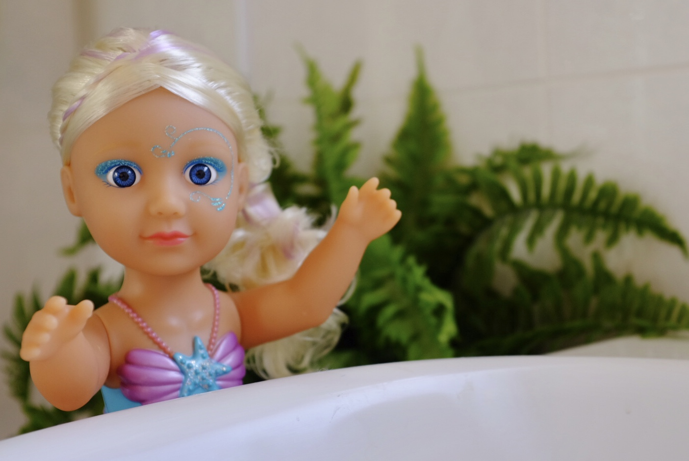 Baby Born Mermaid Doll Little Sister Review Actually