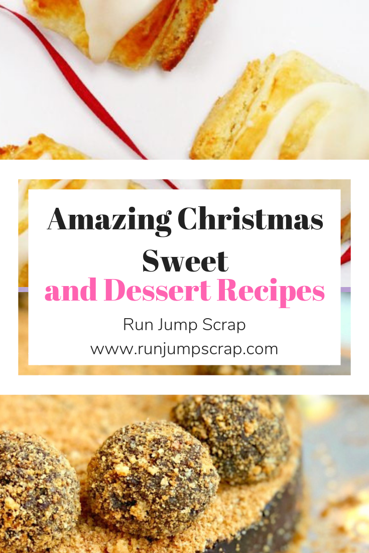 Christmas sweet and dessert recipes