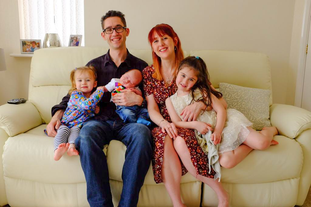 family of five