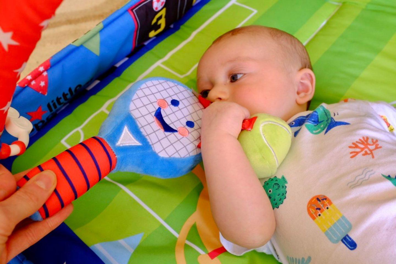 baby tennis racket little sport star