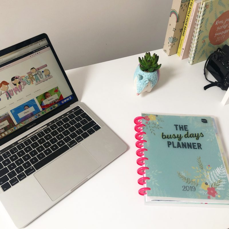 Top Tips for Starting a Blog | AD