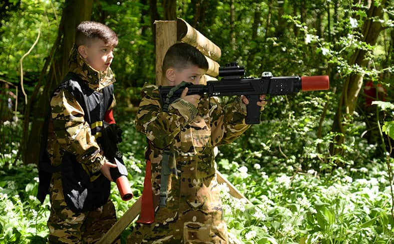 WIN with Go Laser Tag London – GIVEAWAY