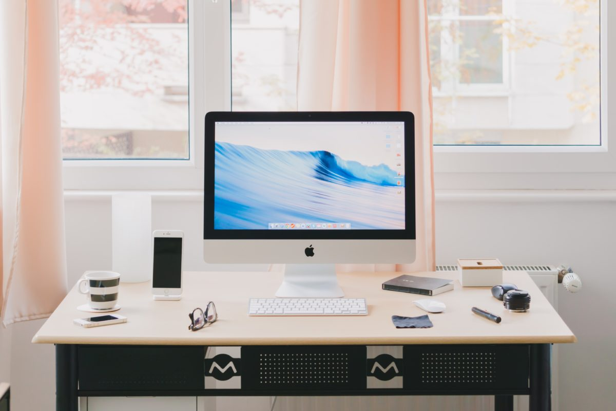 Keeping Yourself Organized When Working From Home. Sounds Easy Enough, Right?
