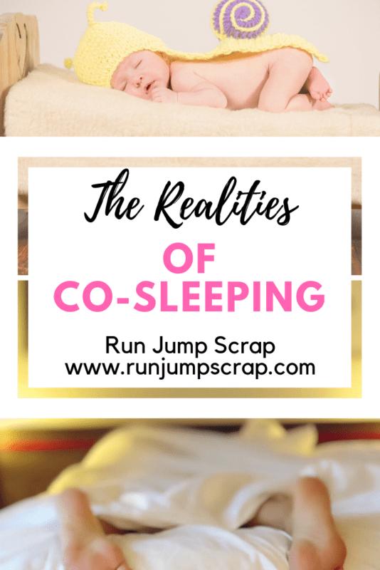 realities of co sleeping