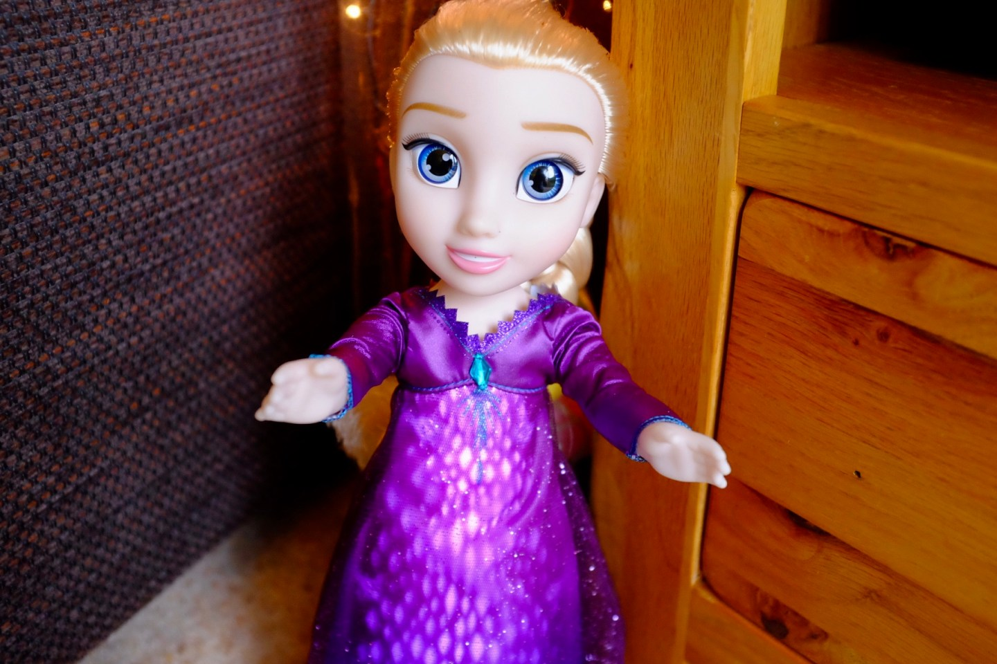 Elsa Singing Doll – REVIEW – Disney's Frozen 2 | AD