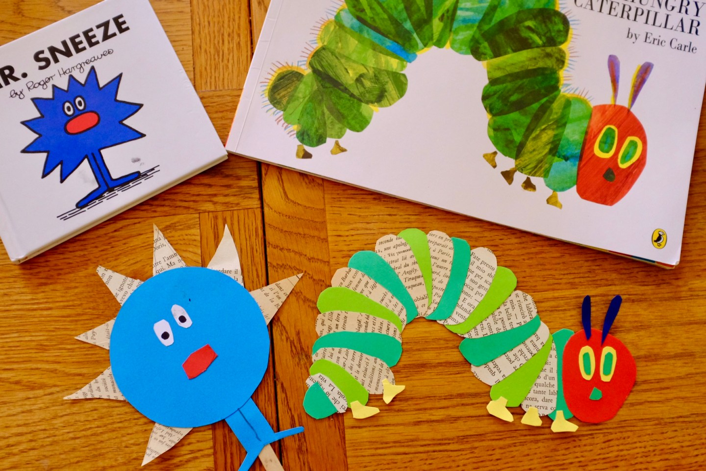Book Crafts for World Book Day – Making Book Characters | AD