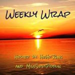 Weekly Wrap – Week 8