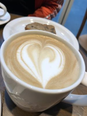 February – Five Things Over Coffee