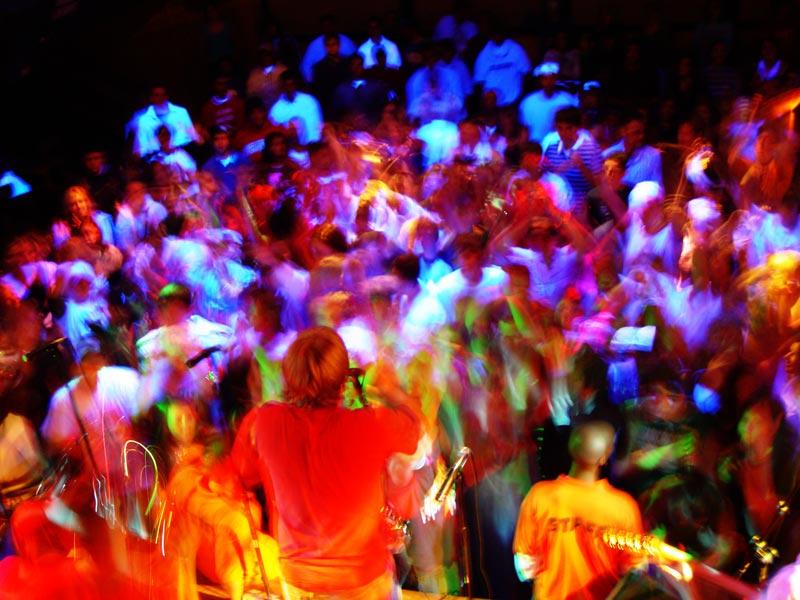Festival de música electrónica en Mazatlan