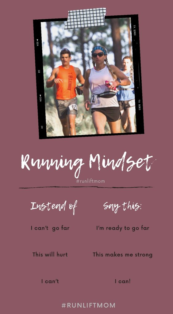 Running mindset list for say this not that