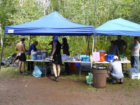 Sugarloaf Aid Station