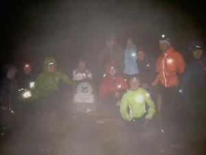 Mdc running club Wales training run Pen y fan