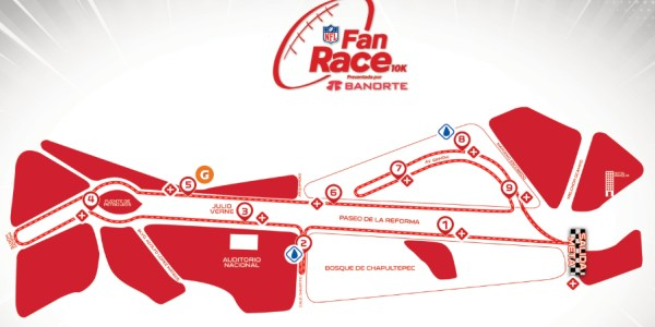 ruta nfl fan race 2018