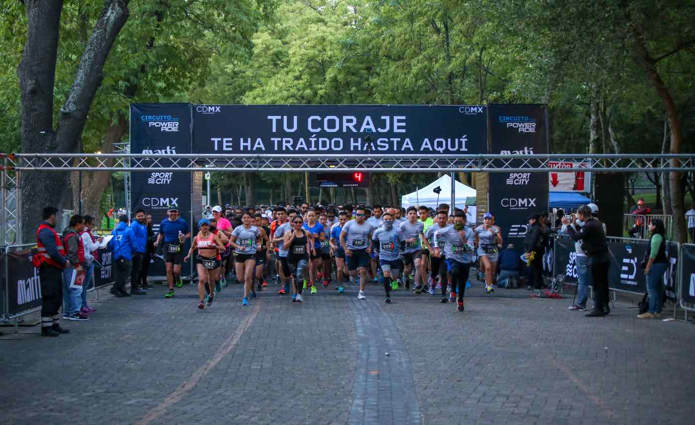circuito powerade 2019