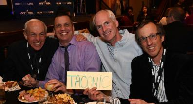 Not really the Taconics. Except for Greg.