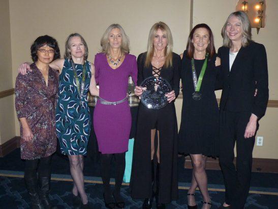 Ted Pernicano - Woman's 50 team award 3