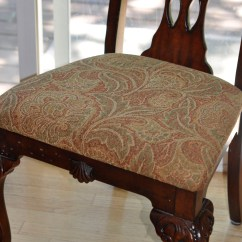 Dining Room Chair Seat Cushion Covers How To Repair A Glider Rocking Mystical Designs And Tags