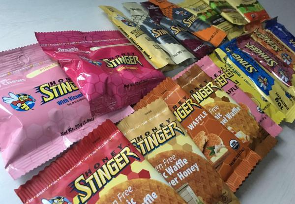 Of Honey Stinger Nutrition Energy Gels Chews Waffles Bars