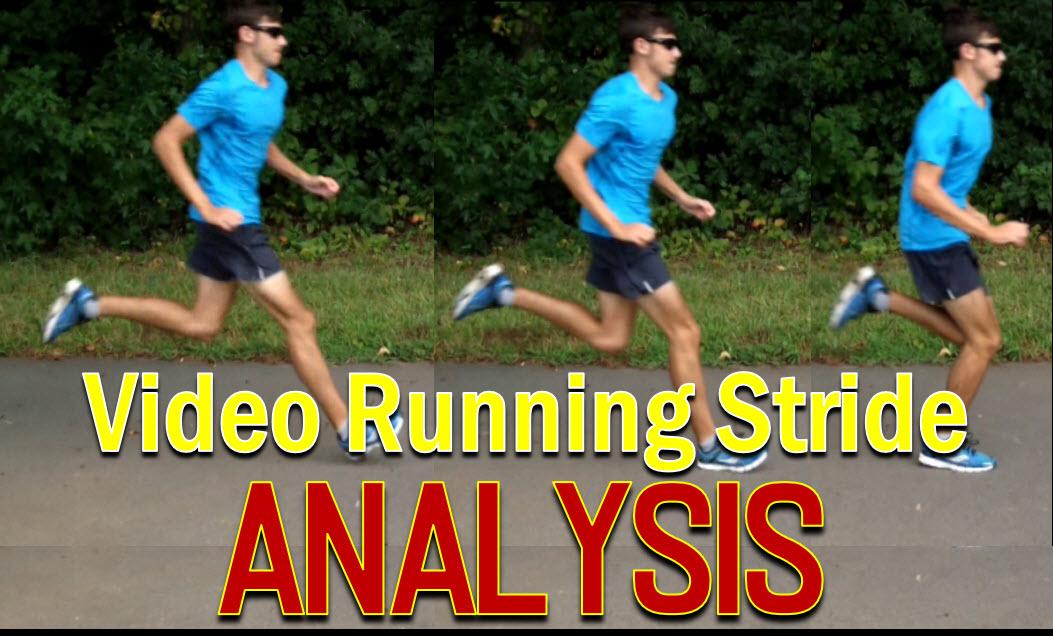 Running Stride Video Analysis
