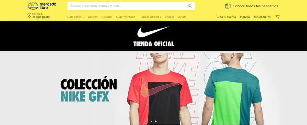 ¡No tendrás que esperar más! Nike y Mercado Libre te entregan en 24h