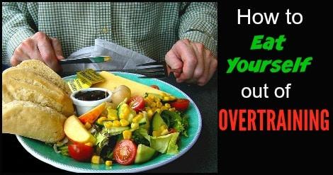 「overtraining eat」的圖片搜尋結果