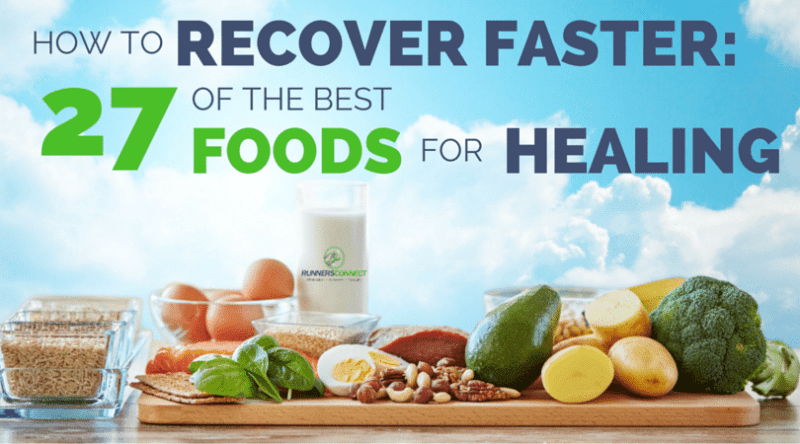 Foods to help heal cuts faster for Cuisine for healing