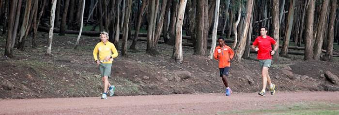 running con calleja