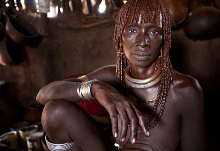 tribus Etiopía hamer turmi