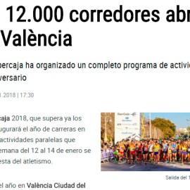 Nos vemos el día 13 en el 10K Valencia Ibercaja