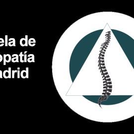La Escuela de Osteopatía de Madrid se une colaborar en el proyecto.