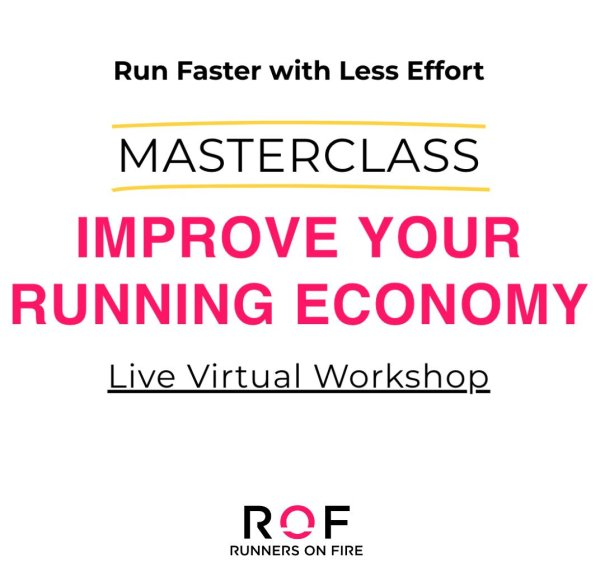 IMPROVE YOUR RUNNING ECONOMY