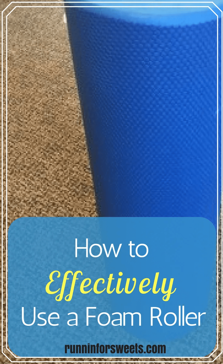 How to Effectively Use a Foam Roller