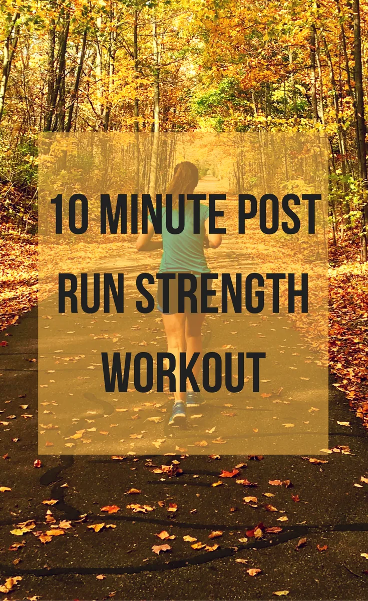 Strength Workout for Runners