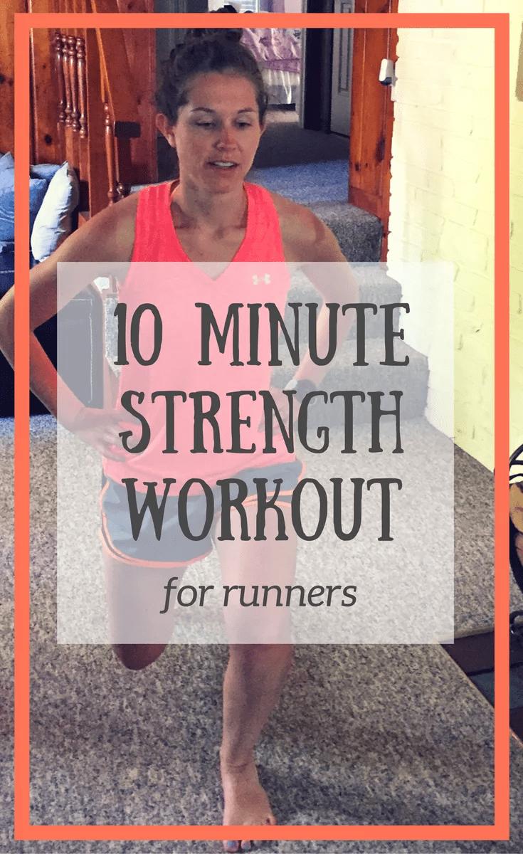 Post-Run Strength Moves