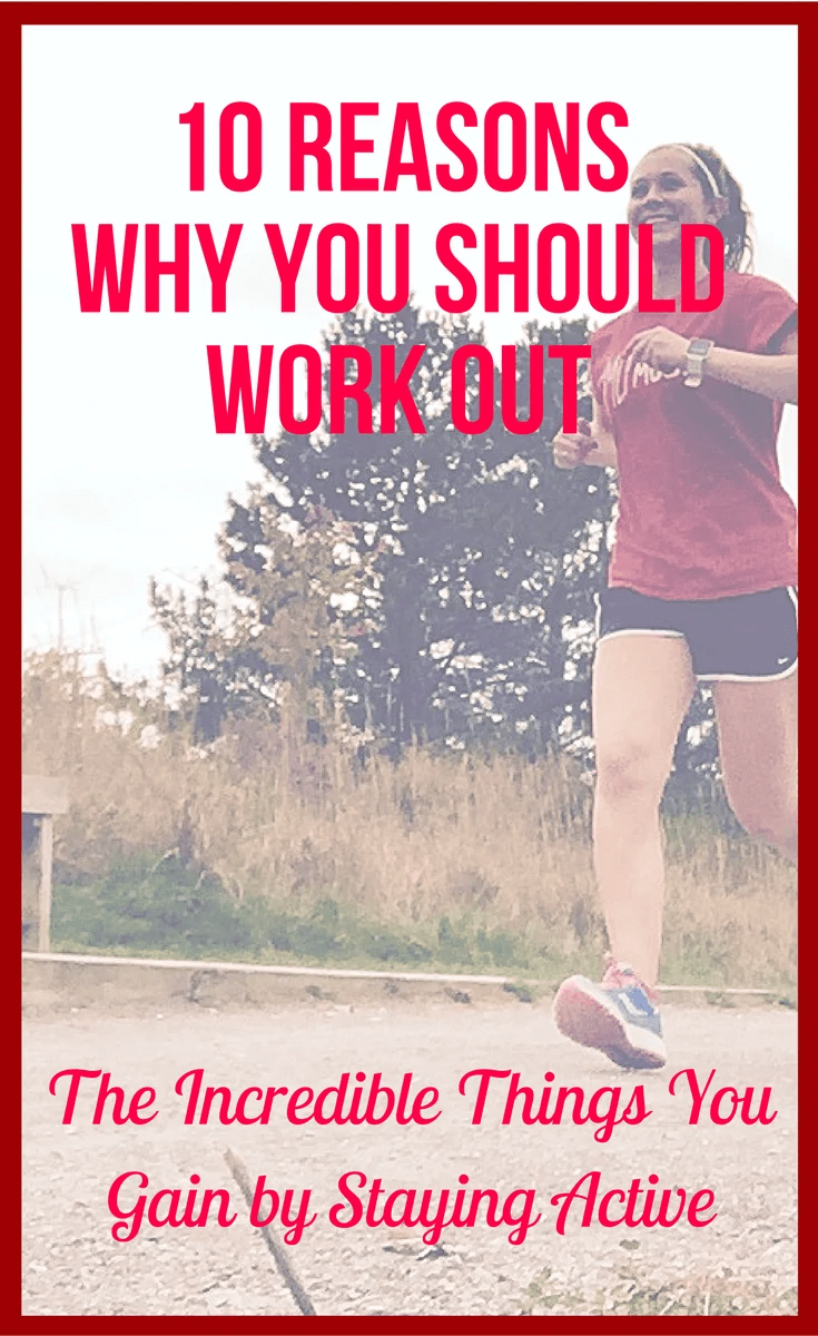What You're Missing By Not Working Out