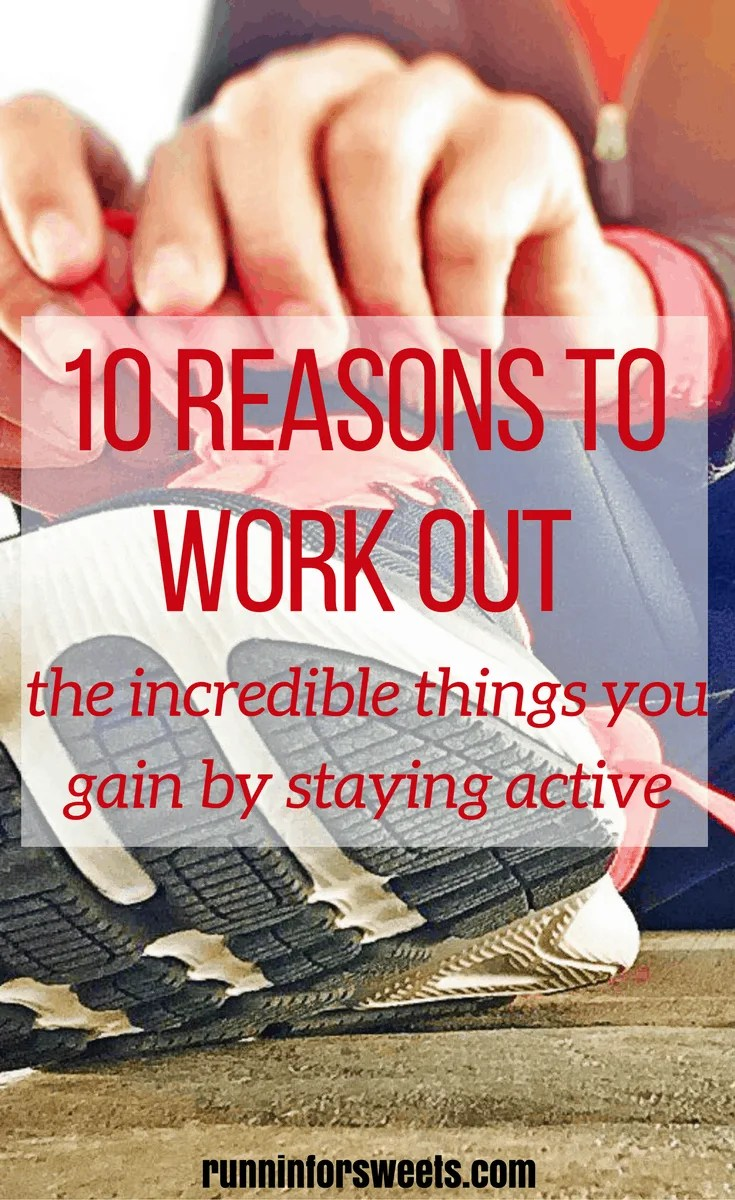 10 Things You Gain from Working Out