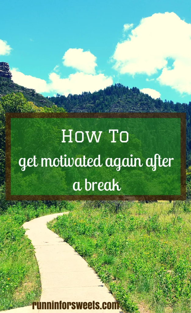 Tips to find Motivation after Taking Time Off