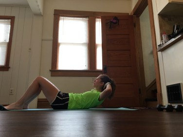 Strength Moves: Crunches