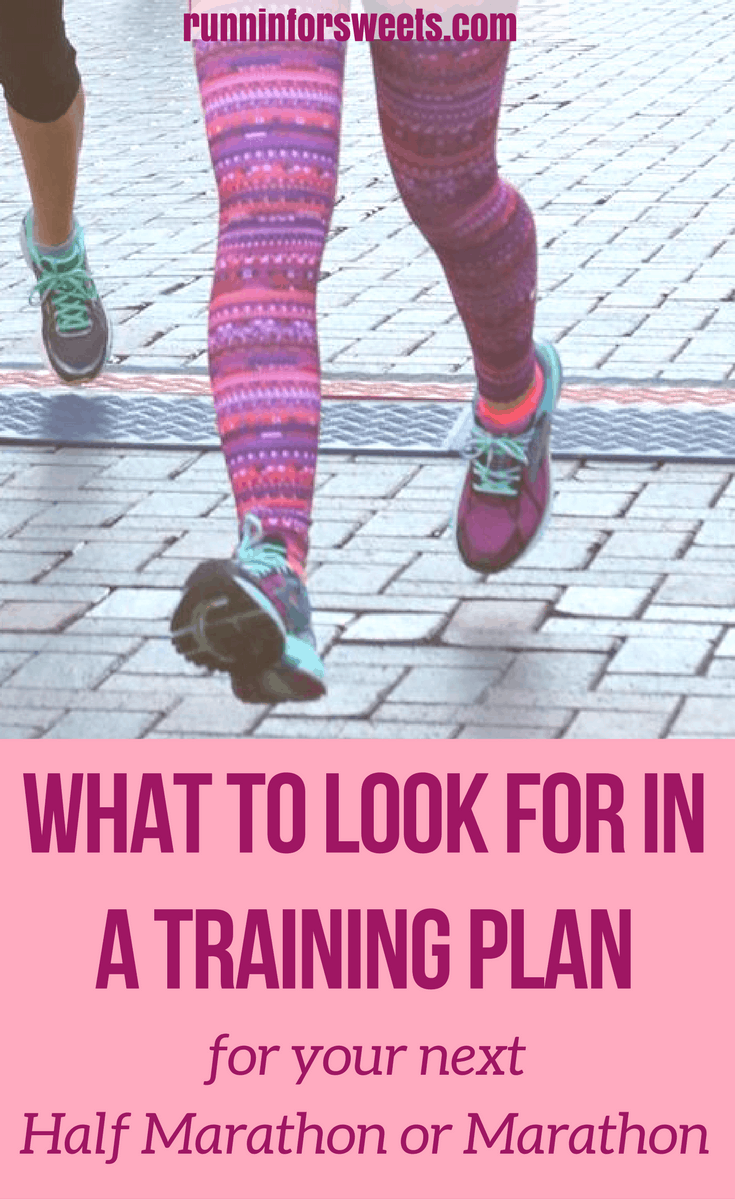 Finding the Right Training Plan