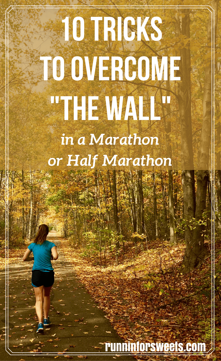 How to Conquer the Wall in a Marathon