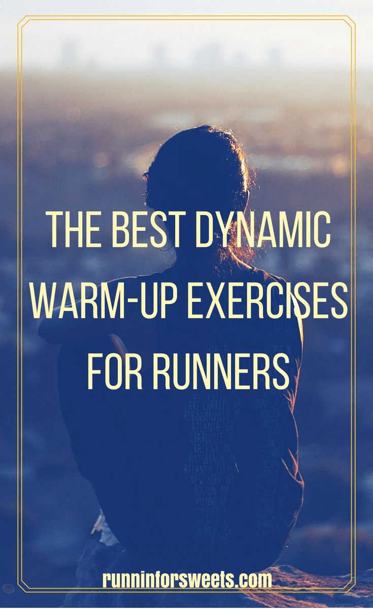 Dynamic Warm Up Exercises and Stretches