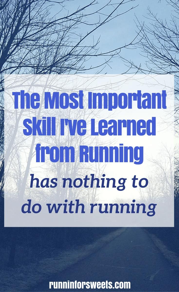 Running Taught Me to be Thankfu