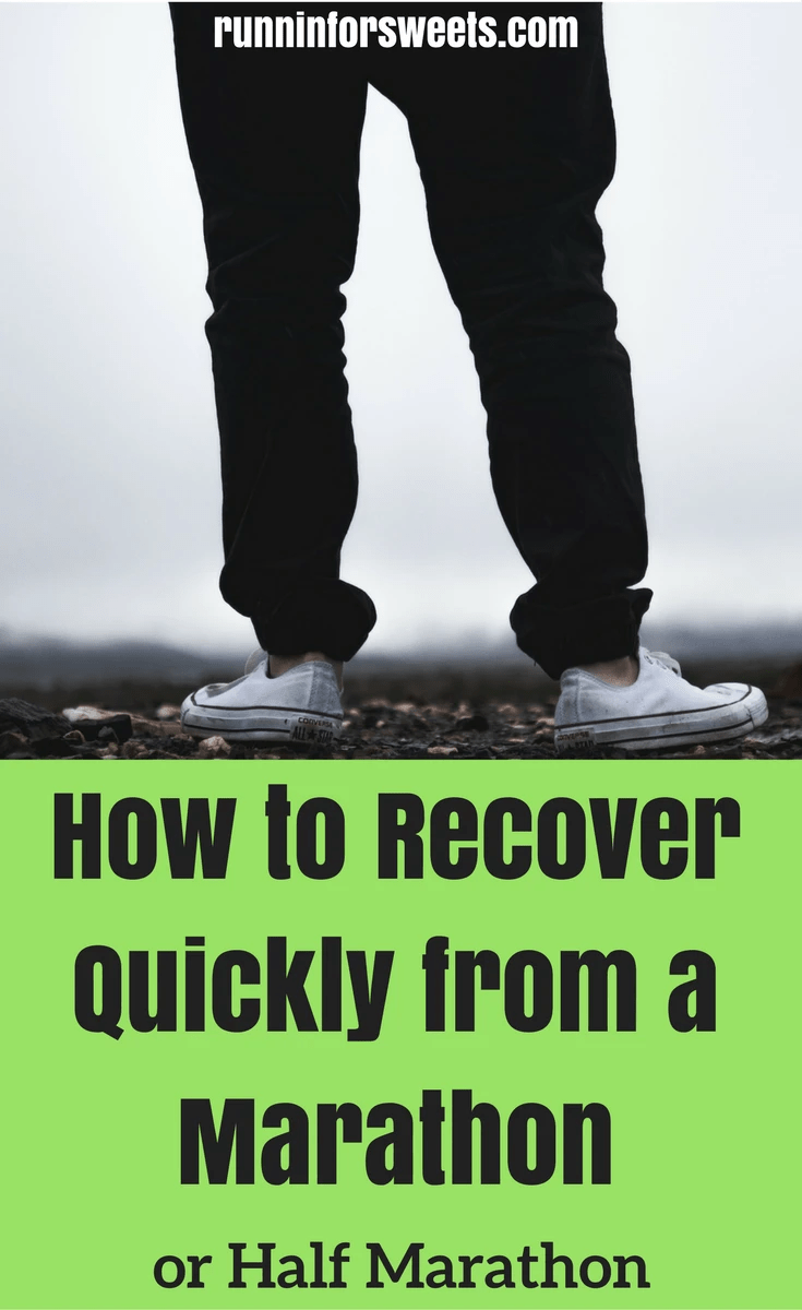 How to Quickly Recover from Marathon