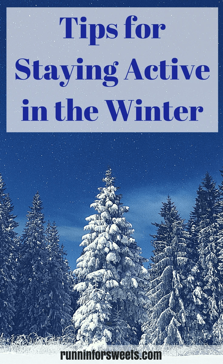 Tips to Stay Active in Winter