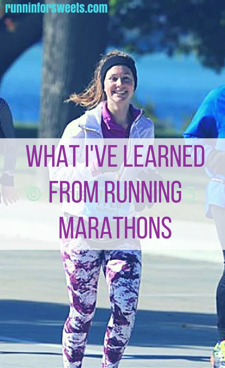 Life Wisdom Learned from Marathons
