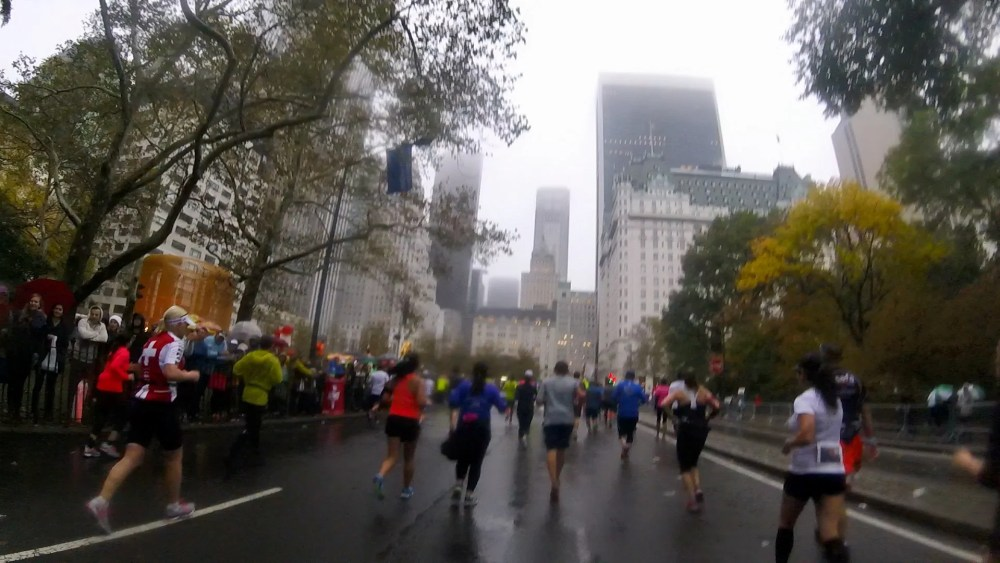 NYC Marathon 5th Avenue