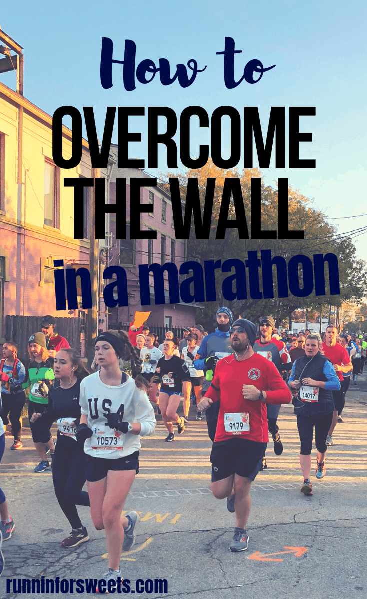 How to Overcome the Wall in a Marathon